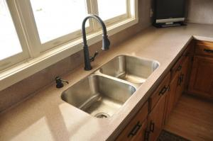 A sink installed by our west little river plumbers